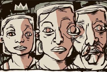 Crônica - Montanha-russa no escuro | Túlio Carpiá | Editoria de Arte A TARDE