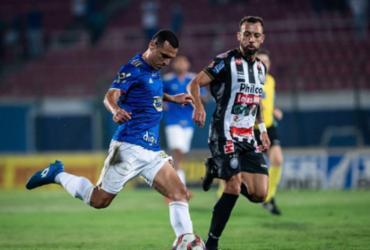 Série B: VAR anula gol nos acréscimos e Cruzeiro empata com Operário |