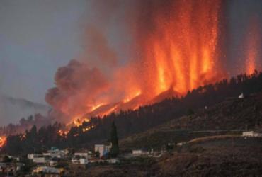 Após erupção, vulcão forçou evacuação de 5 mil pessoas nas Ilhas Canárias |