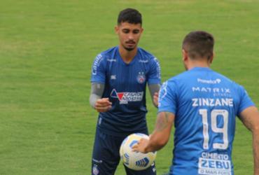 Dabove esboça time titular que irá enfrentar o Internacional | Bruno Queiroz | EC Bahia