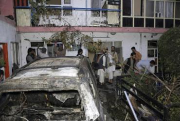 EUA admite que ataque em Cabul matou dez civis, a maioria crianças |