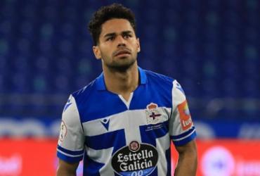 Bahia anuncia contratação do atacante Raí Nascimento | Divulgação | Deportivo La Coruña