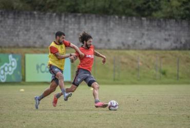 Vitória visita o Londrina em confronto direto para deixar a zona de rebaixamento | Pietro Carpi | ECV