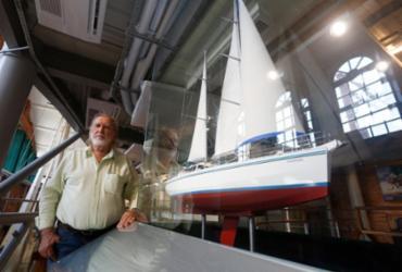 Museu do Mar Aleixo Belov vai ser inaugurado em novembro | Olga Leiria / Ag. A TARDE