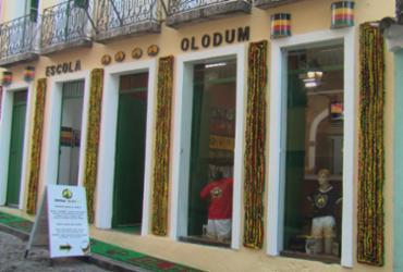 Aulas acontecem de forma presencial, na sede da Escola Olodum | Foto: Divulgação - Divulgação