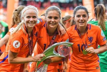 Uefa vai duplicar premiação para a Eurocopa feminina de 2022 |