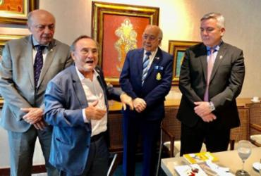 Presidente da Fecomércio é homenageado em aniversário | Divulgação