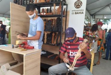 Feiras regionais e qualificação empreendedora fomentam artesanato baiano | Thaís Seixas | Ag. A TARDE