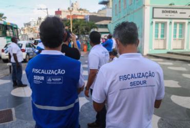 Sete bares em Salvador são interditados por descumprimento de medidas | Bruno Concha/Secom