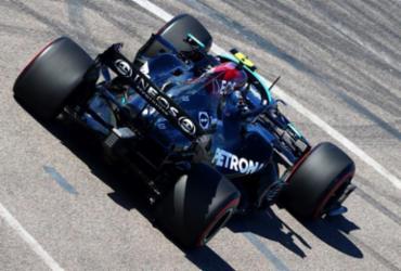 Bottas lidera dobradinha da Mercedes no 1º treino livre do GP de Sochi | Divulgação | Fórmula 1