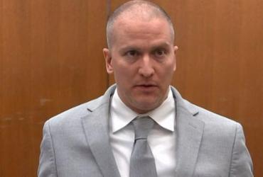 Ex-policial condenado pelo assassinato de George Floyd apela contra sentença | Court TV | AFP