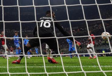 Atlético de Madrid vence Milan de virada no San Siro |