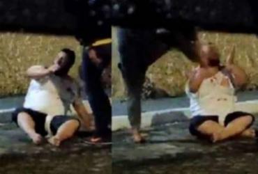Homem é espancado na rua após tentar marcar encontro com menina de 12 anos |