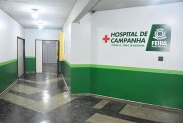 Hospital de Campanha de Feira de Santana será desativado