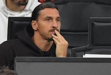 Ibrahimovic volta a ser convocado pela seleção sueca apesar de lesão |