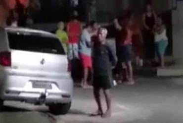 Crime aconteceu no bairro Caminho de Areia   Foto: Reprodução   Redes Sociais - Reprodução   Redes Sociais