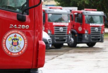 Incêndio destrói apartamento e compromete imóveis vizinhos na Estrada das Barreiras | Ascom | CBM-BA
