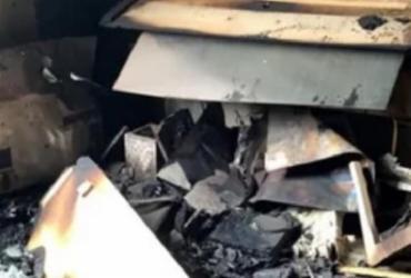 Idosa escapa de incêndio em apartamento e família cria vaquinha para reconstruir imóvel | Reprodução
