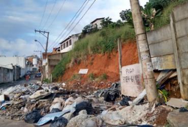 Incêndio atinge área de vegetação no bairro do Rio Vermelho | Divulgação | Blog do Rio Vermelho