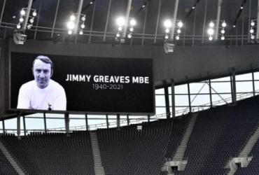 Morre aos 81 anos o ex-atacante inglês Jimmy Greaves, campeão do mundo em 1966 |