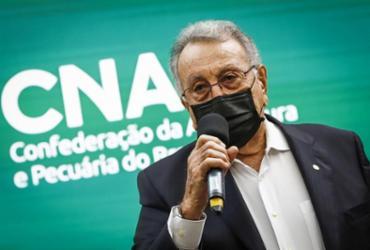 João Martins é reeleito presidente da CNA por unanimidade | Divulgação | CNA