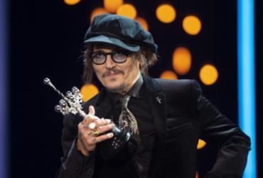 San Sebastián presta homenagem a Johnny Depp |