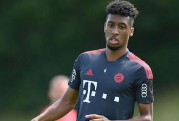 Kingsley Coman volta aos treinos do Bayern após cirurgia cardíaca |