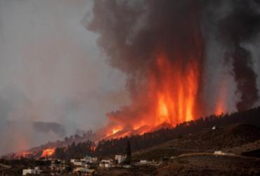 Lava do vulcão nas Canárias destrói casas, mas não há previsão para novas erupções | Desiree Martin | AFP