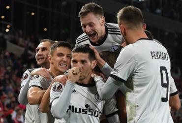 Legia Varsovia abre Liga Europa com vitória sobre Spartak Moscou |