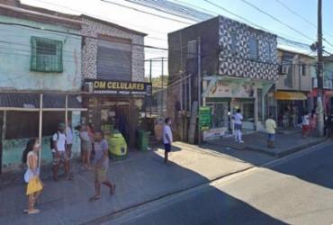 Arrastão assusta moradores na Avenida Suburbana | Reprodução | Google Street View