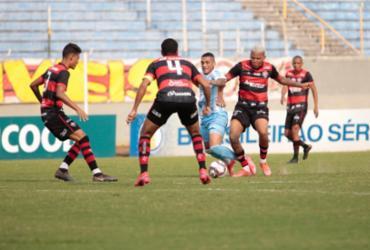 Vitória perde para o Londrina e permanece na zona de rebaixamento | Divulgação/ Londrina FC