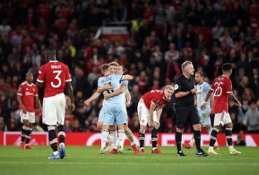Em casa e sem CR7, Manchester United é eliminado da Copa da Liga Inglesa |