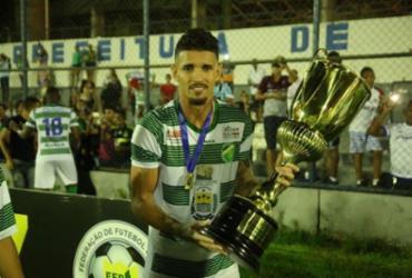 Vice-artilheiro da Série C, M9 chega para reforçar o Vitória | Luis Junior | Ascom Altos