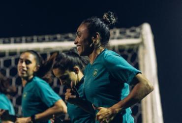 Jogos na Paraíba marcam novo ciclo da técnica Pia Sundhage no Brasil | Foto: Sam Robles | CBF - Sam Robles | CBF