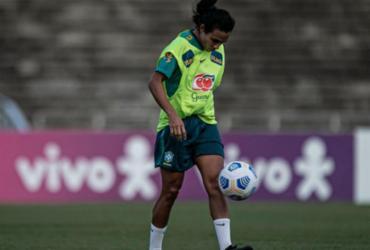 Pia garante Marta no ataque e quer seleção feminina mais imprevisível | Talita Gouvêa | CBF