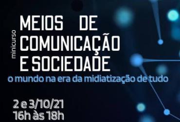 Plataforma lança curso sobre relação entre meios de comunicação e sociedade |