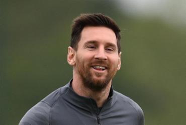 Messi lidera lista de convocados da Argentina para rodada tripla das Eliminatórias |