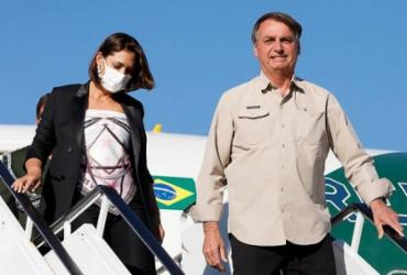 Michelle Bolsonaro explica motivo de ter se imunizado nos EUA | Alan Santos | Divulgação
