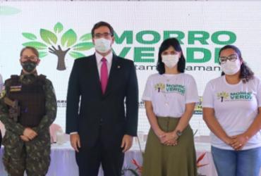 Prefeita de Morro do Chapéu anuncia criação de ecoparque em parceria com a ONU