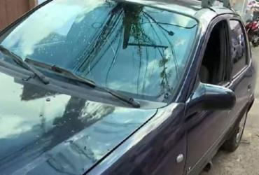 Em tentativa de assalto, motorista por aplicativo é morto na Federação | Reprodução | TV Bahia