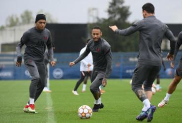 PSG terá 'supertrio' em duelo com o City pela Champions; Milan enfrenta Atlético de Madrid | Franck Fife | AFP
