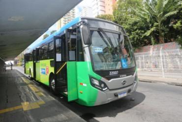 Linhas serão as primeiras de um total de sete que irão operar com os ônibus durante este mês de setembro e início de outubro   Foto: Olga Leiria   Ag. A TARDE - Olga Leiria   Ag. A TARDE