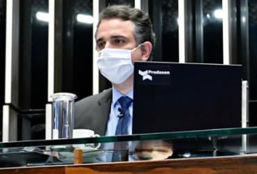 Pacheco defende indicação de André Mendonça ao STF, mas minimiza demora para sabatina | Waldemir Barreto | Agência Senado