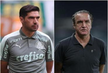 Palmeiras e Atlético Mineiro se enfrentam pela semifinal da Libertadores | Cesar Greco | SE Palmeiras e Pedro Souza | Atlético-MG