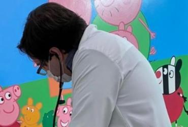 Suspeito de matar pediatra dentro de consultório é preso | Reprodução | Arquivo Pessoal