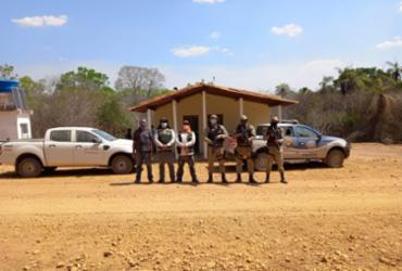 Dois homens são capturados por caça ilegal e porte de arma de fogo