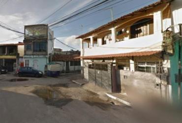 Sargento da PM é baleado no bairro de São Cristóvão | Reprodução | Google