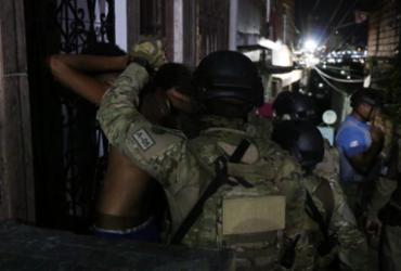 Segundo sequestro em Cidade Nova com 7 reféns e 5 criminosos é encerrado | Alberto Maraux/ SSP