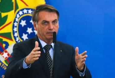 Bolsonaro virá a Bahia na primeira agenda em comemoração aos mil dias do governo | Divulgação