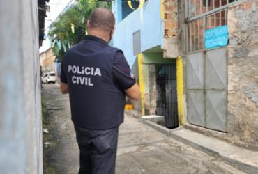 Homem é preso após agredir esposa em Dias D'Ávila